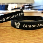 New design wristbands now in stock!