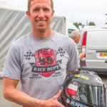Steve Mercer Helmet Sold!